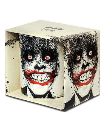 DC Joker Face Kaffeetasse