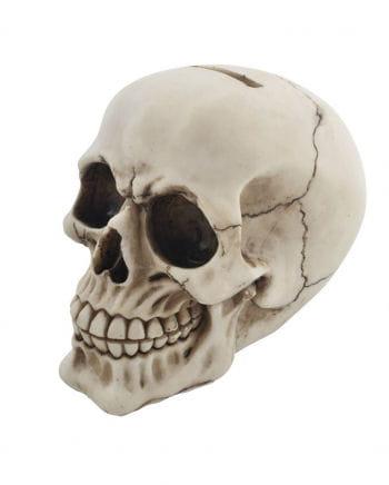Totenkopf Sparbüchse 16 cm