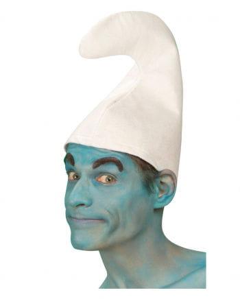 Smurfy Wichtelmann cap white