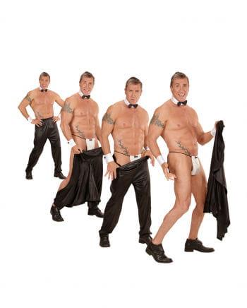 Man Stripper Hose mit Klettverschluß