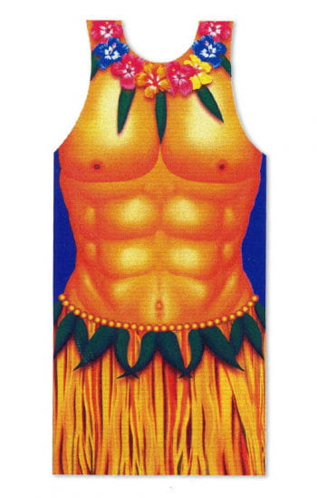 Hawaiianer Grillschürze