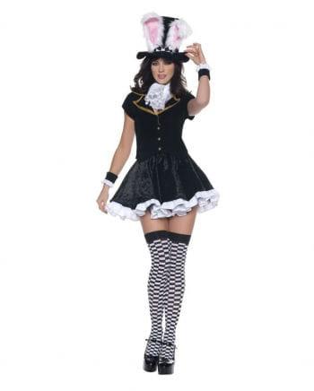 Hutmacher Bunny Premium Kostüm Gr. M