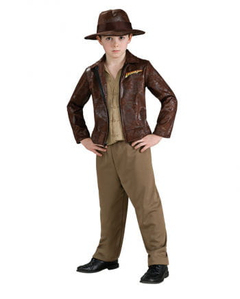 Indiana Jones Deluxe Child Costume