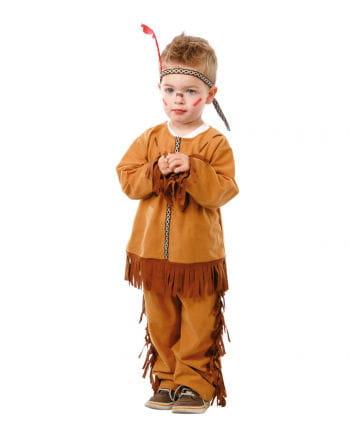 Indians Infants Costume