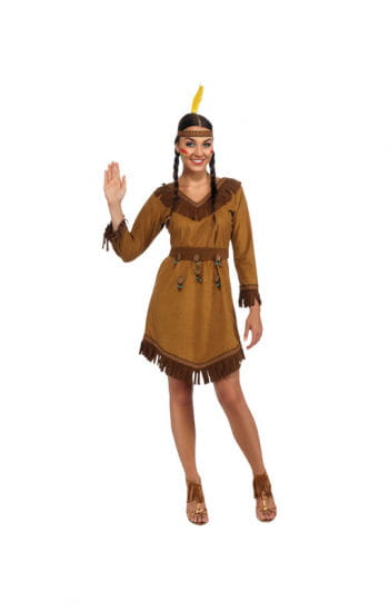 Indianerin Outfit