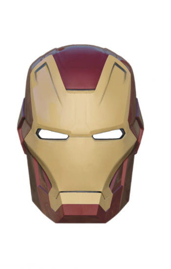 Iron Man Marvel Maske