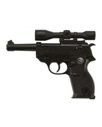 Jackson Pistole mit Zielrohr