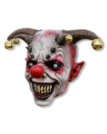 Jingle Jangle Horror Clown Mask