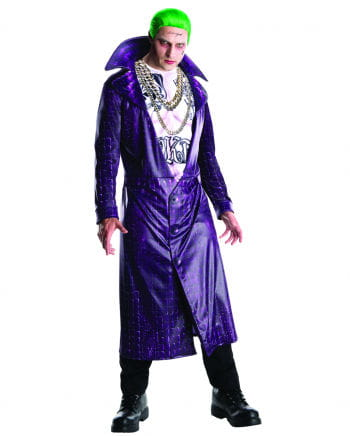 Kostüm Joker mit Perücke