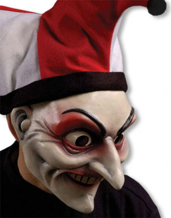 Joker Mask with Hat