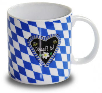 Coffee Mug O `taps is
