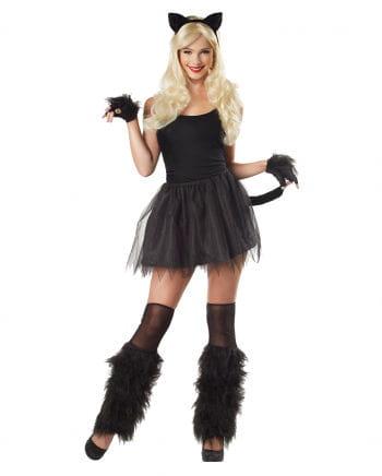 Black Cat Lady Set 4-tlg.