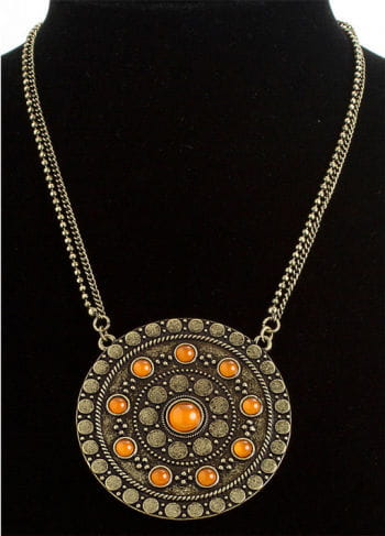 Keltische Kette in Bronze