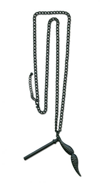 Necklace with Moustache