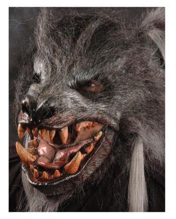 Killer Kick-Ass Wolf Maske Deluxe