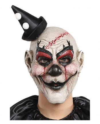 Killjoy clown Halloween mask