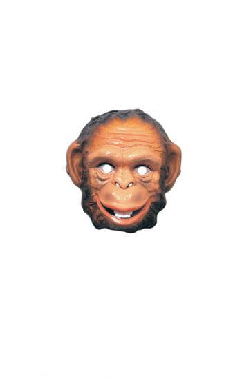 Kinder Schimpansen Halbmaske