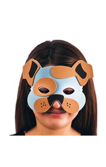 Child Mask Dog