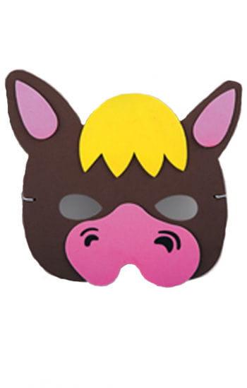 Tiermaske für Kinder Ochse