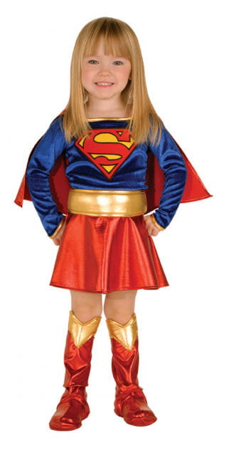 Kinderkostüm Supergirl