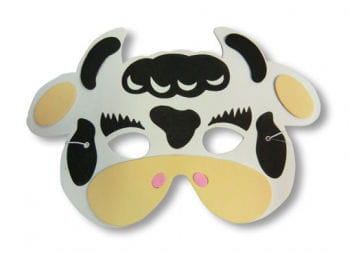Child Mask Cow