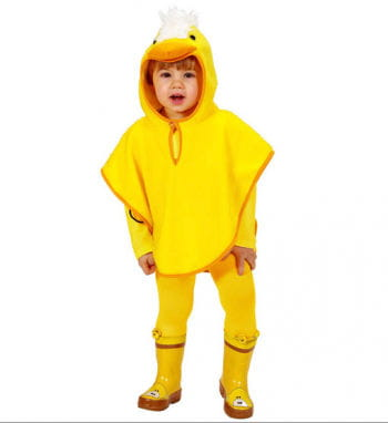 Chick Plush Poncho