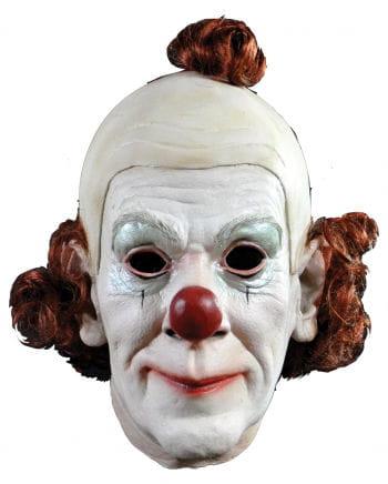 Zirkusclown Maske klassisch