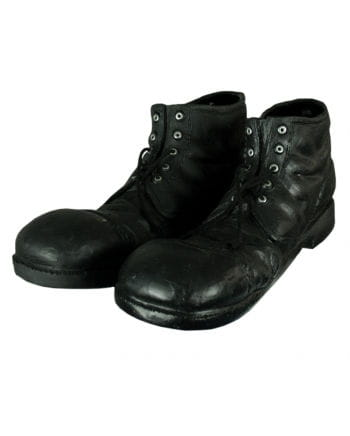 Classical Clown Shoes Black