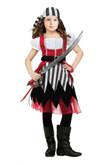 Little Pirate Child Costume