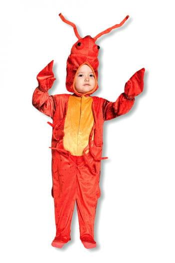 Little Lobster Kids Costume S