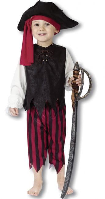 Kleiner Pirat Kostüm Gr.L (3-4 J.) L