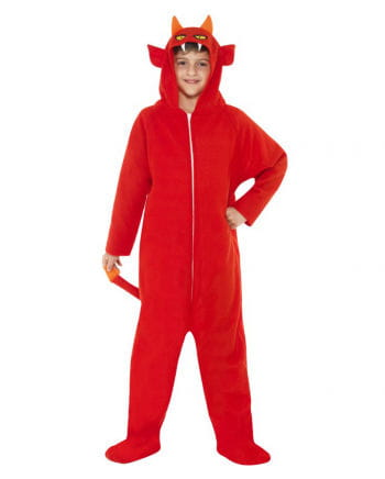 Little Devil Children's Jumpsuit