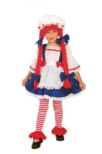 Antikes Puppen Kinderkostüm