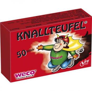 Knallteufel / Knallerbsen 50 Stück