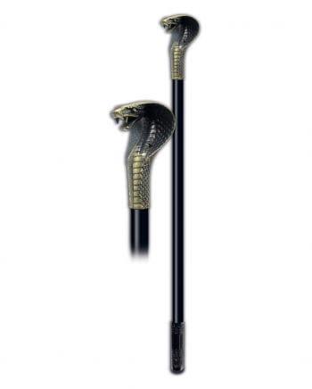 Cobra cane brass