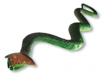Cobra snake green