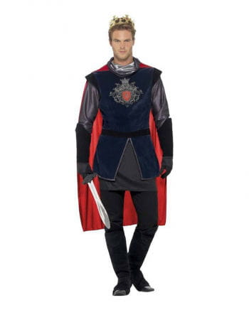 Köng Arthur Men Costume