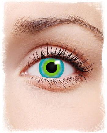 Kontaktlinsen Green Elf