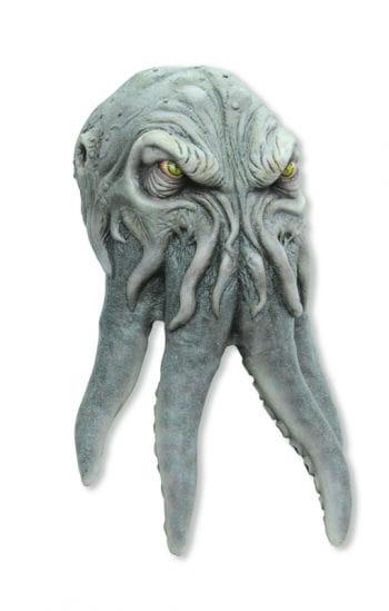 Tintenfischmonster Maske