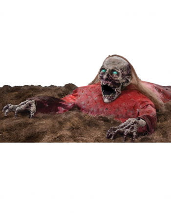 Greifende Cathy Zombie Animatronic