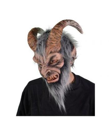 Krampus horror mask