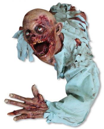 Kriechender Zombie Dekoration