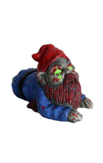 Creeper Zombie Garden Gnome