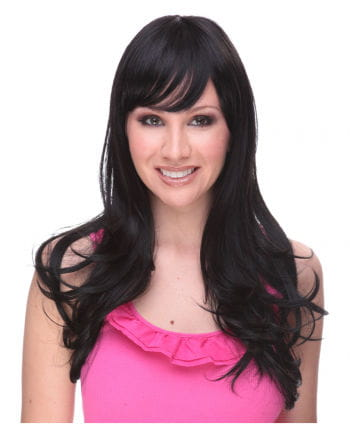 Kristen Wig black