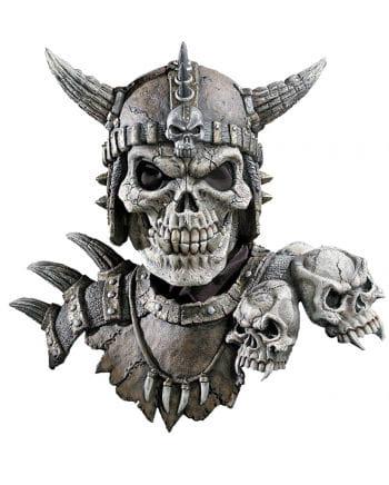 Kronos Maske mit Schulterpanzer