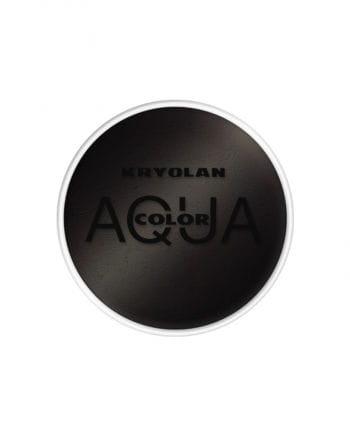Theaterschminke Aquacolor schwarz 15ml