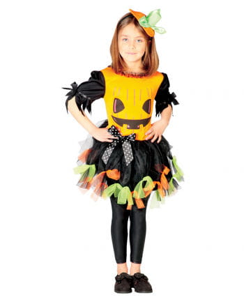 Pumpkin Girl Girl Costume