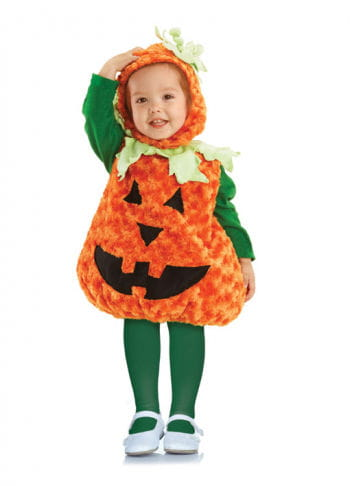 Sweet pumpkin dwarf Toddlers Costume