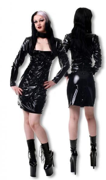 long sleeve dress coat