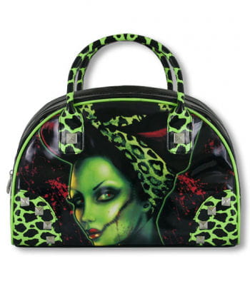 Paint handbag Rockabilly Zombie
